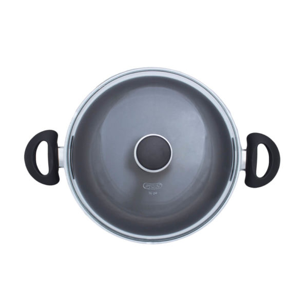 Braadpan-Sysas-Pro-28cm-bovenaanzicht
