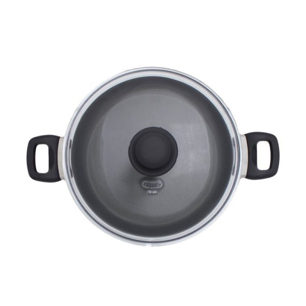 Sysas-Lux-Braadpan-28cm-bovenaanzicht