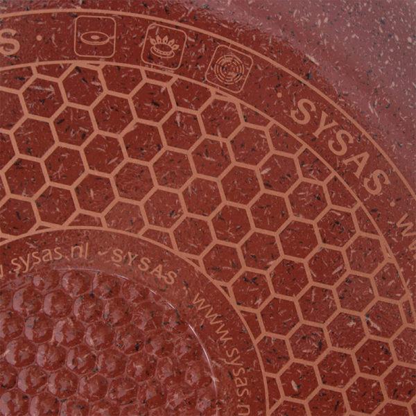 Sysas-Lux-Hapjespan-24cm-close-up
