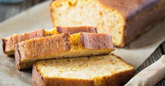 Cake uit de pan