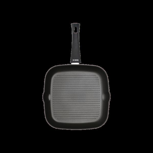 Grillpan 28 cm - Bovenkant