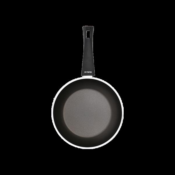 Koekenpan 24 cm - Bovenkant