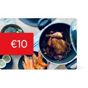 Sysas - Cadeaubon 10 euro