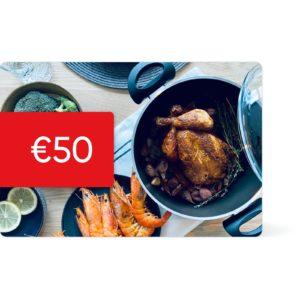 Sysas - Cadeaubon 50 euro
